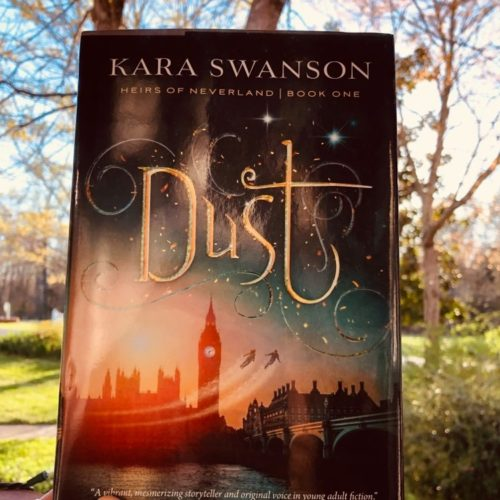 YA Fantasy Book Review: Dust