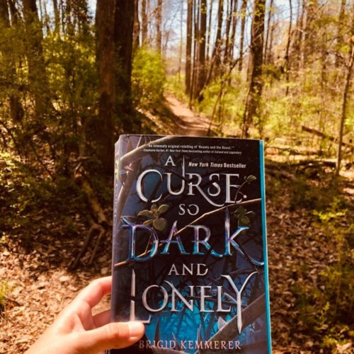 YA Fantasy Book Review: A Curse So Dark and Lonely