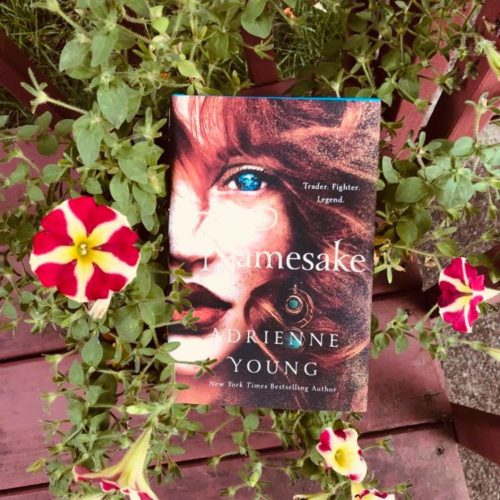 Read more about the article YA Fantasy Book Review: Namesake