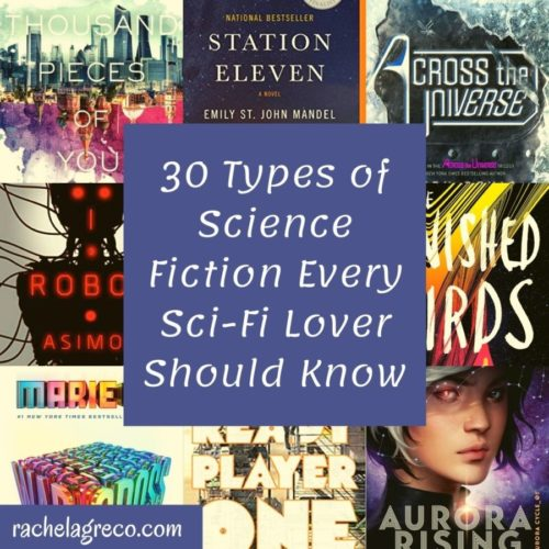 30 Types of Science Fiction Every Sci-Fi Lover Should Know