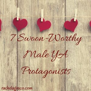 7 Male YA Fantasy Protagonists to Make You Swoon
