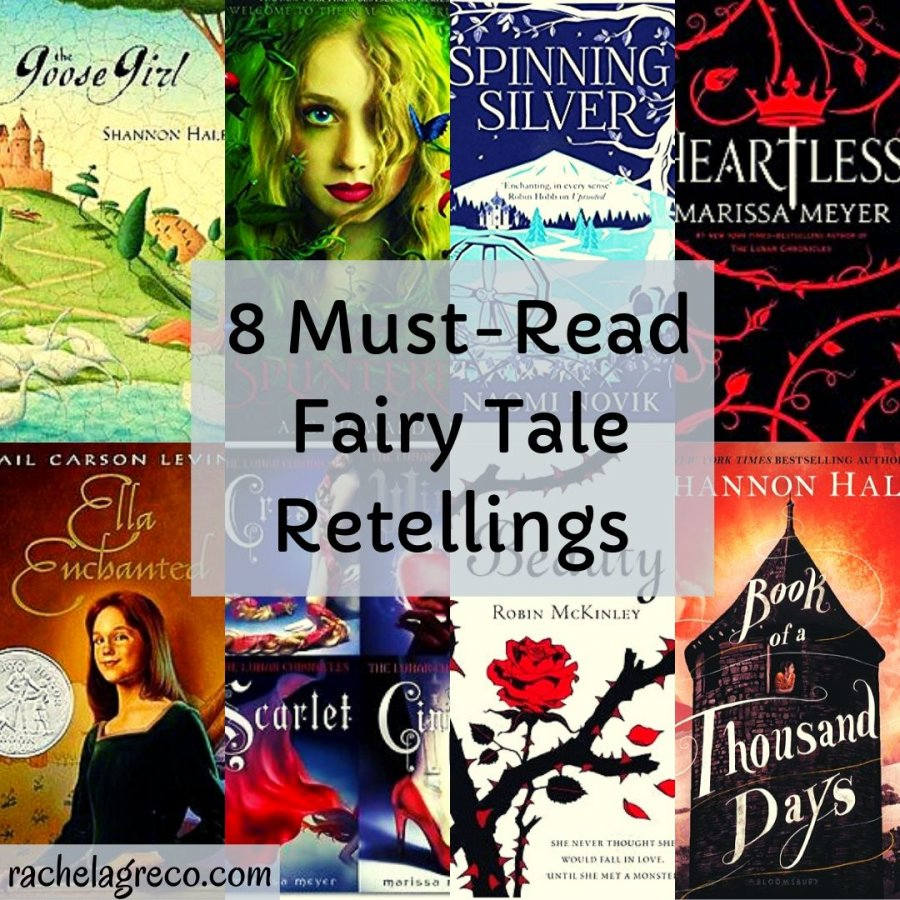 8 Must-Read Fairy Tale Retellings