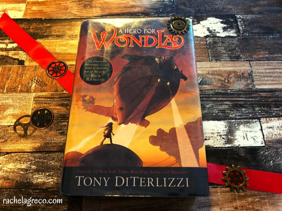 A Hero For WondLa Book Review