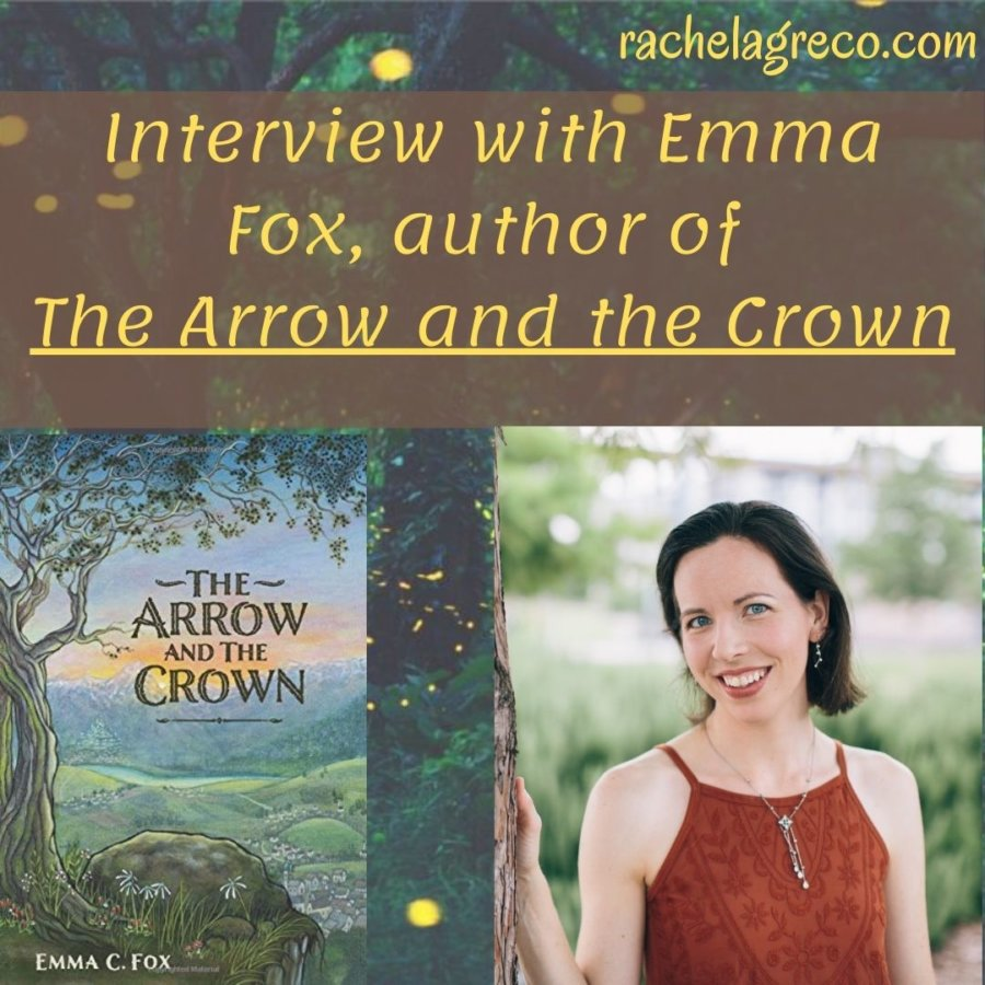 Author Interview with Emma Fox
