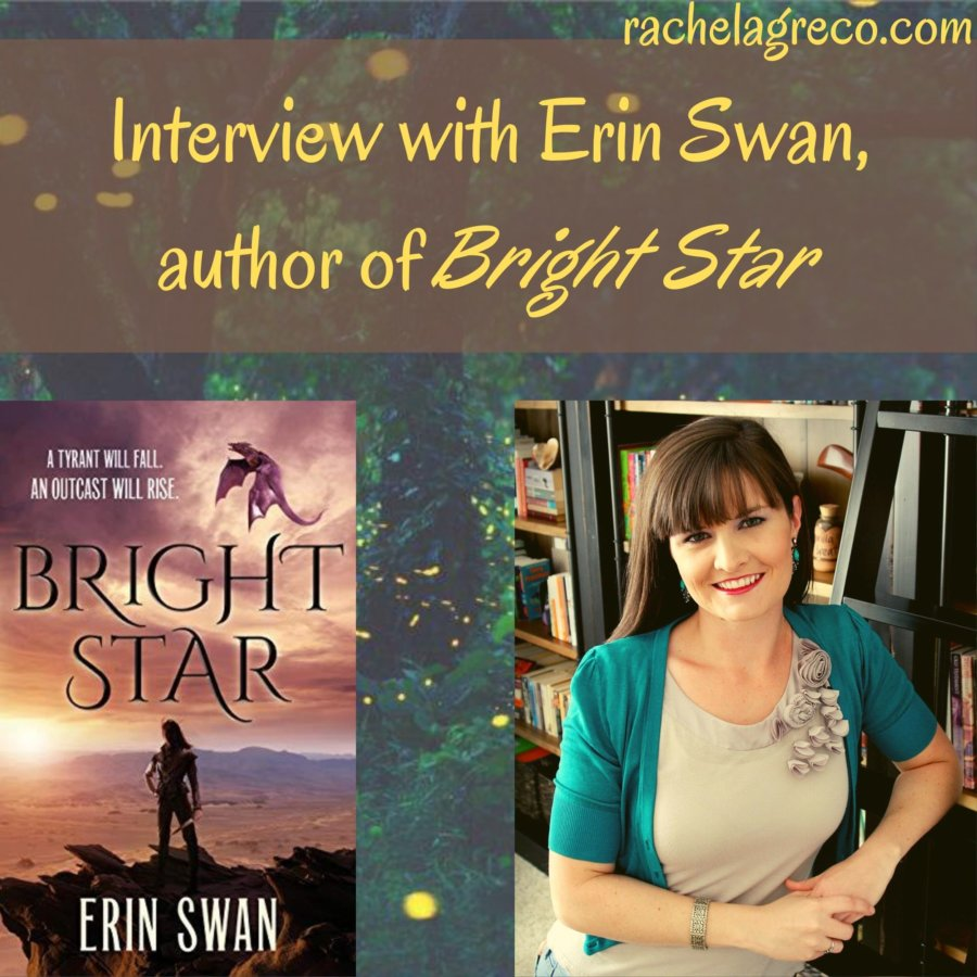 Author Interview with Erin Swan