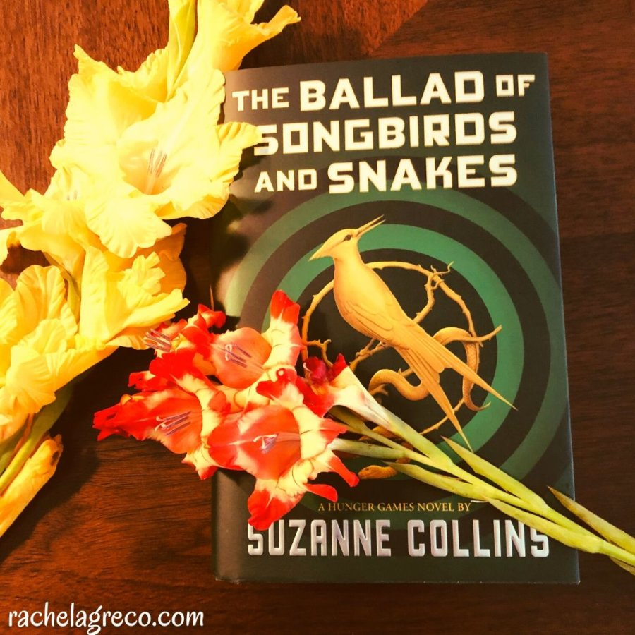 Ballad of Songbirds and Snakes Book Review
