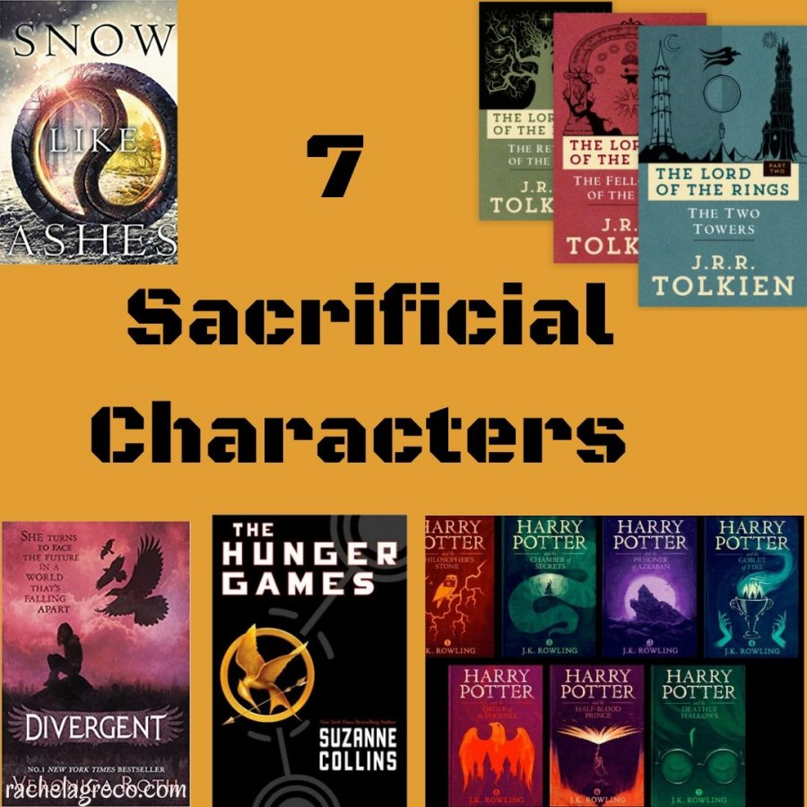 7 Self-Sacrificing YA Characters