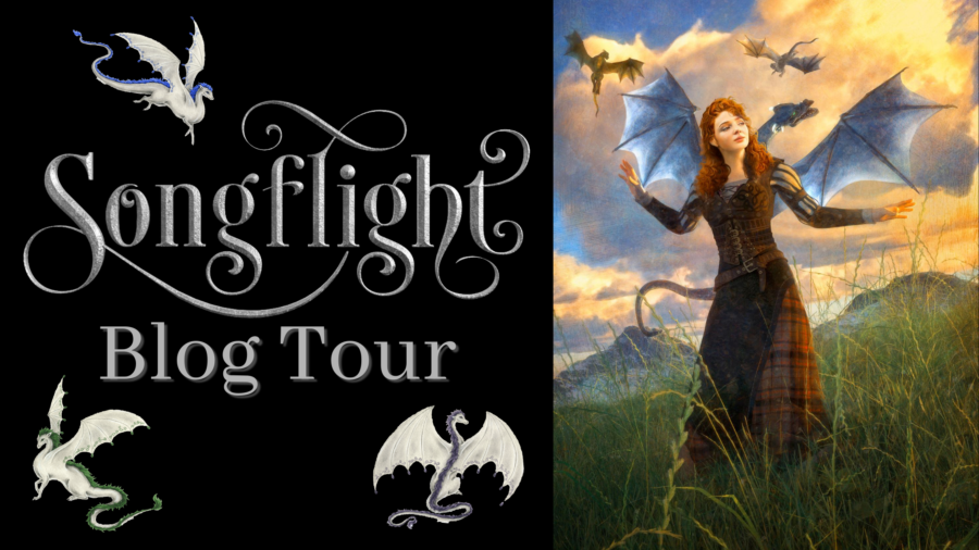Read more about the article Songflight Blog Tour: Interview with Michelle M. Bruhn