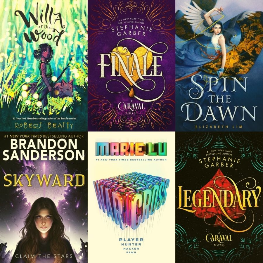 My 5-Star Fantasy and Sci-Fi Reads of 2020