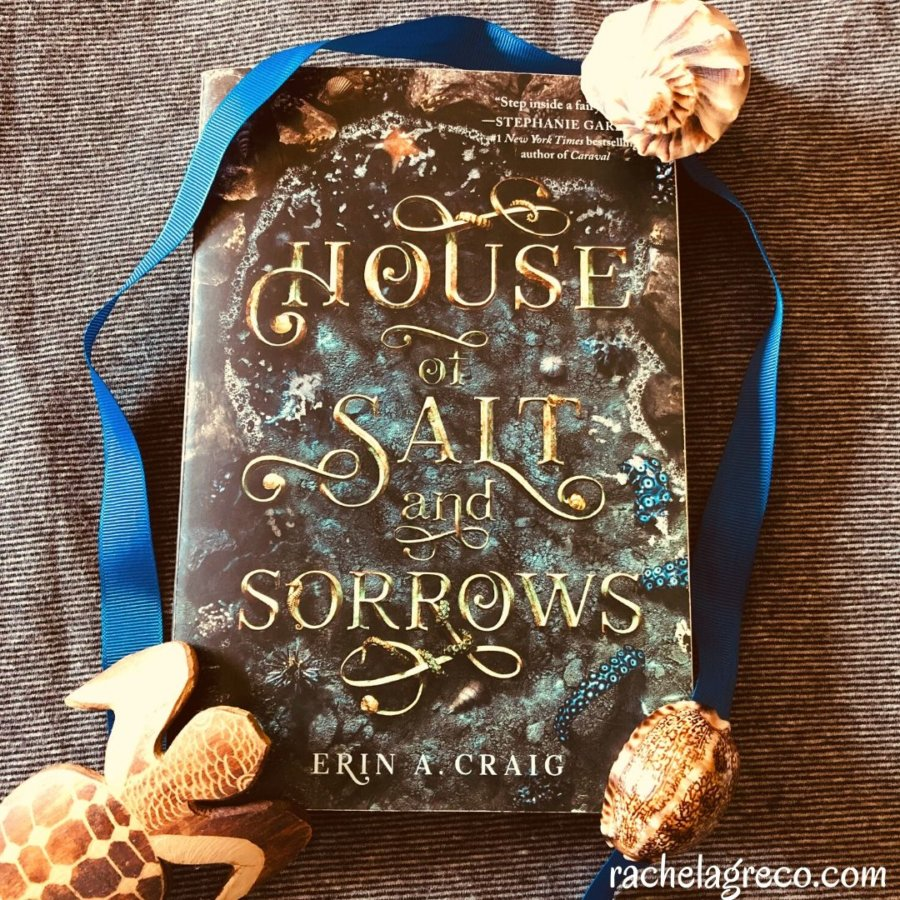 A House of Salt and Sorrows Book Review