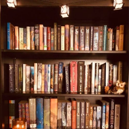 What to Do When You Run Out of Bookshelf Space
