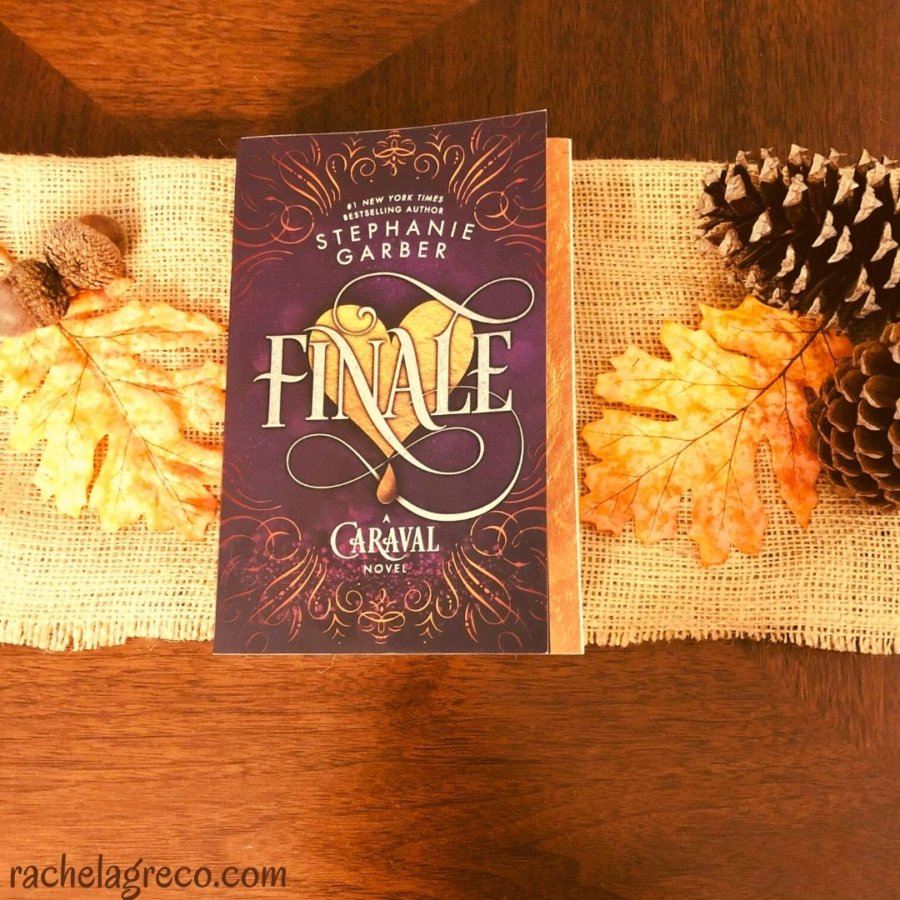 Read more about the article Finale Book Review