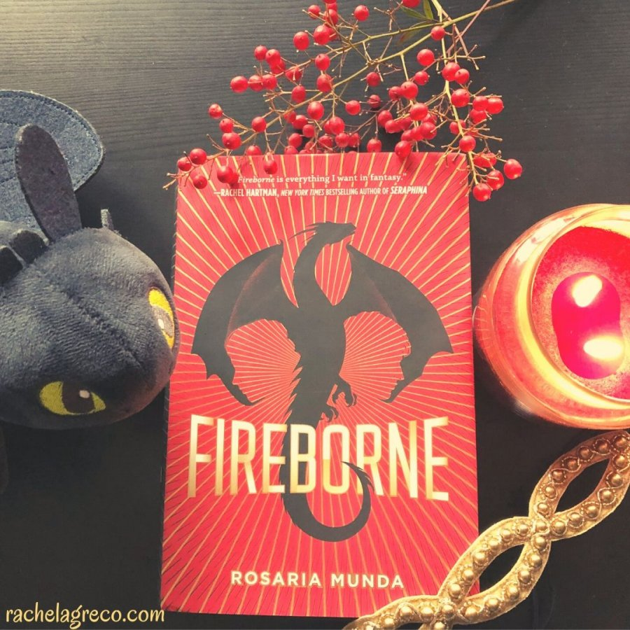 Fireborne Book Review