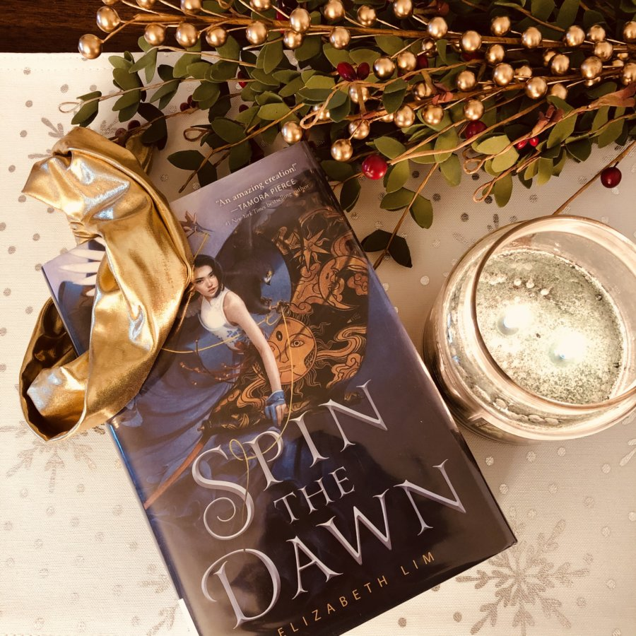 YA Fantasy Book Review: Spin the Dawn