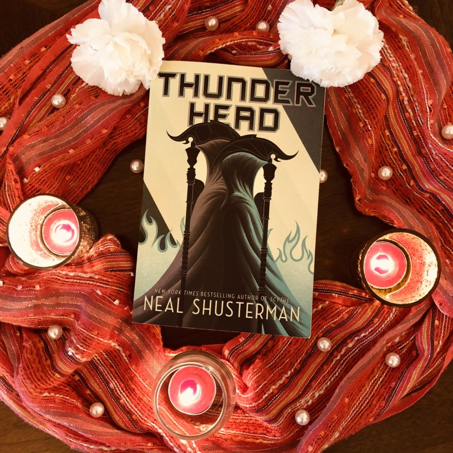 YA Sci-Fi Book Review: Thunderhead