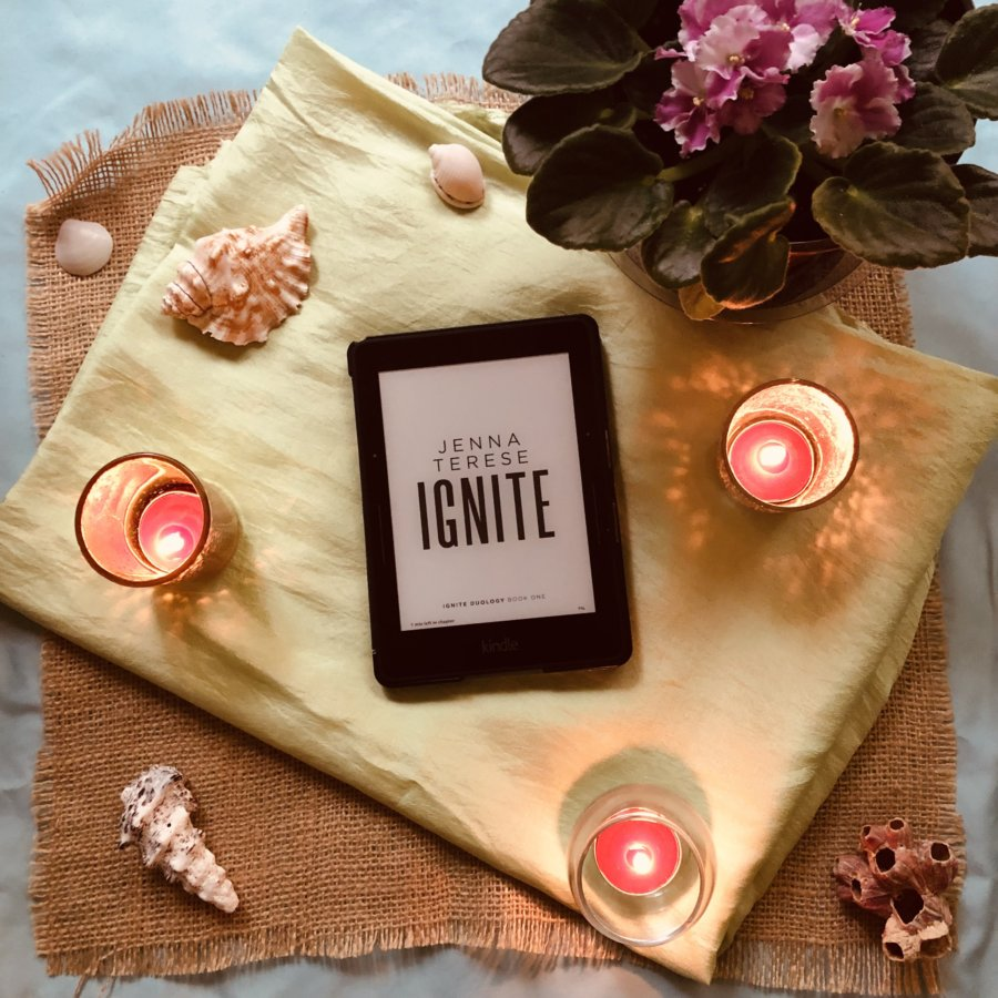 Read more about the article YA Fantasy Book Review: Ignite