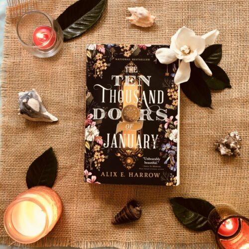 Read more about the article YA Fantasy Book Review: The Ten Thousand Doors of January