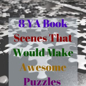 8 YA Fantasy Scenes That'd Make Awesome Puzzles