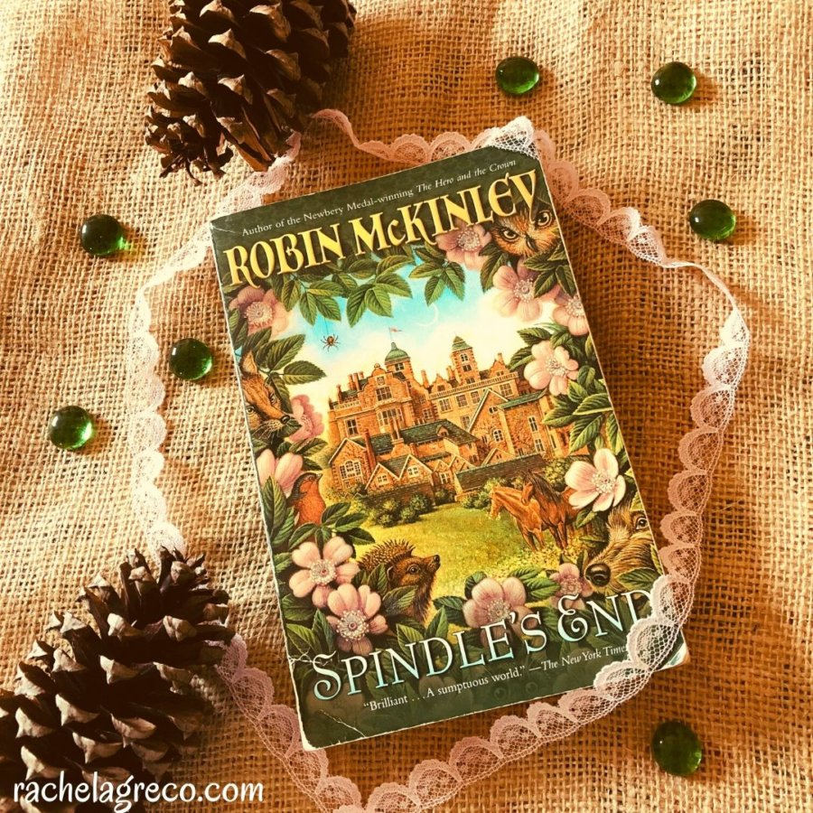 Read more about the article Spindle's End Book Review