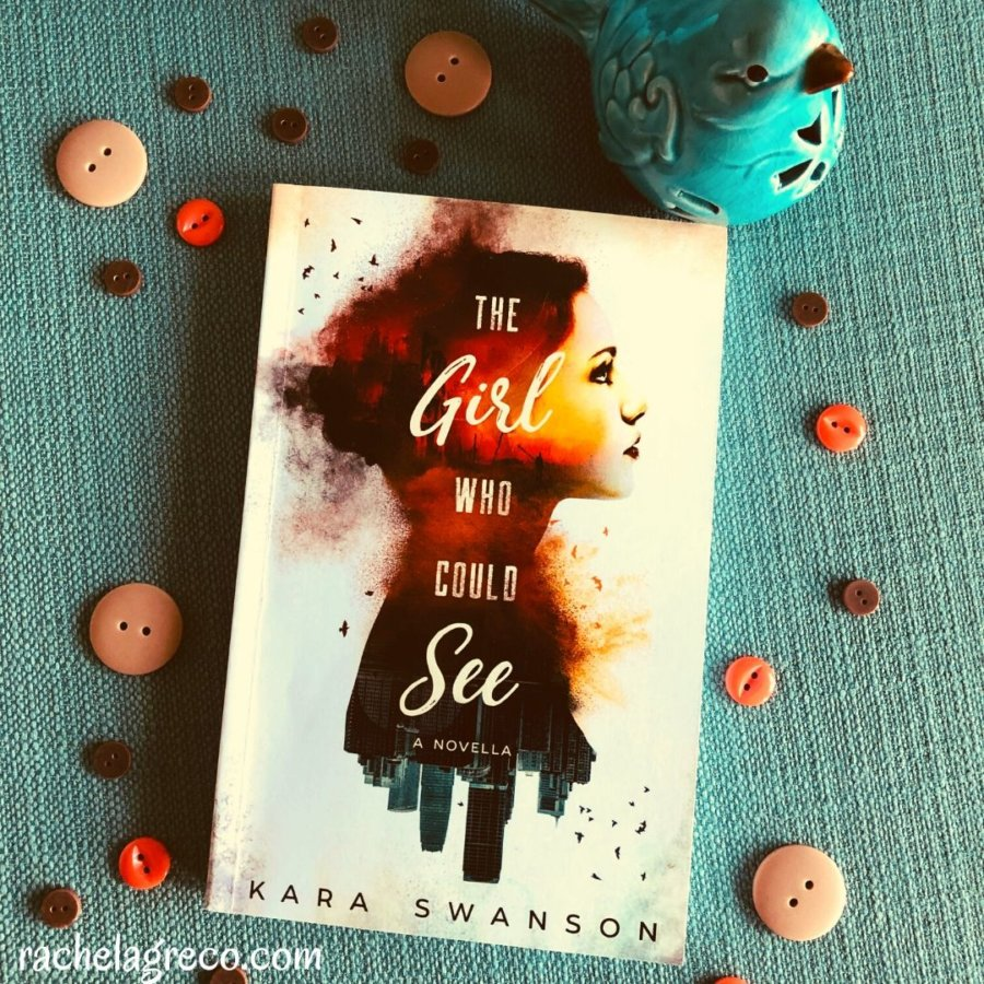The Girl Who Could See Book Review