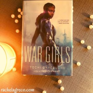 War Girls Book Review